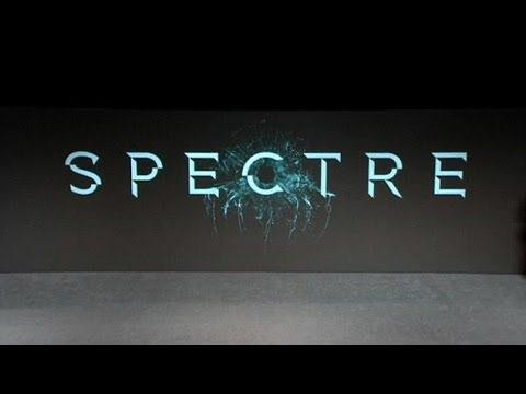 SPECTRE official film logo