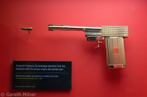 Golden Gun, from the weird and wonderful world of film weapons – Surplus Store