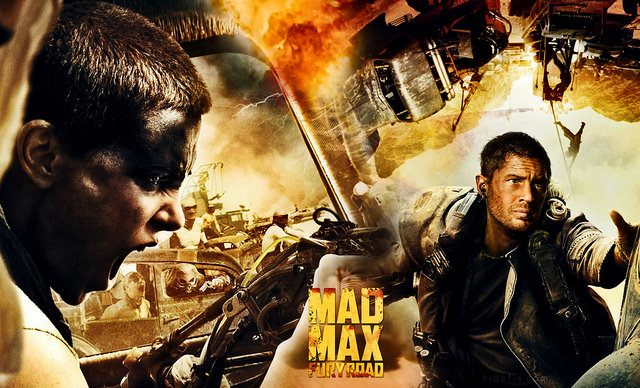 Mad Max: Fury Road recreated with paintball guns and go karts – Surplus Store Crawley