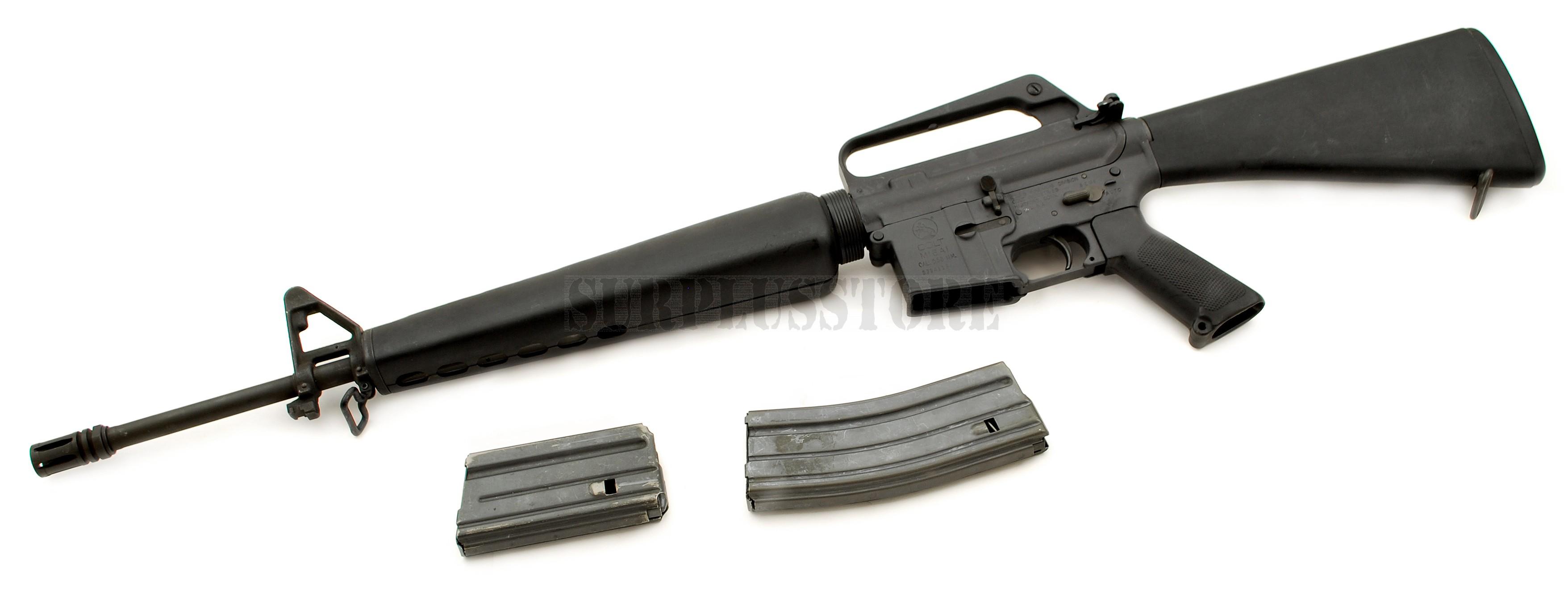 Deactivated Guns Glock17 M16a1 Maxim Surplus Store Surplus Store