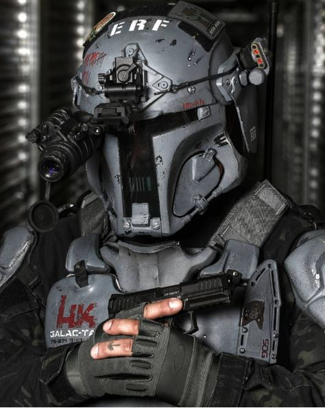 Star Wars inspired airsoft equipment announced recently