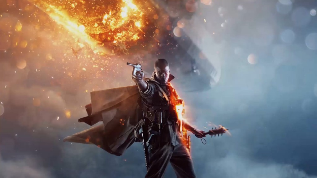 Battlefield 1 screenshot – historically accurate according to experts