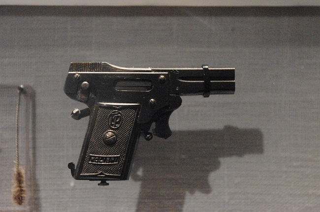 2mm Kolibri pistol, which shots are weaker than the average air pistol