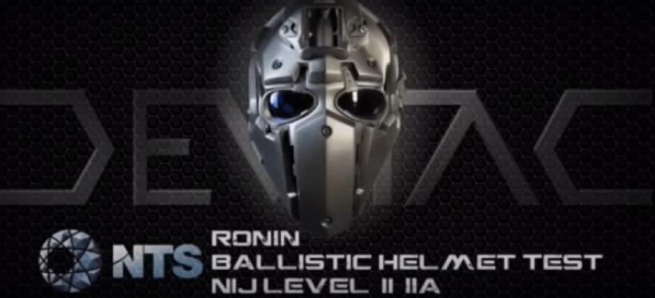 Devtac helmet Ronin II helmet