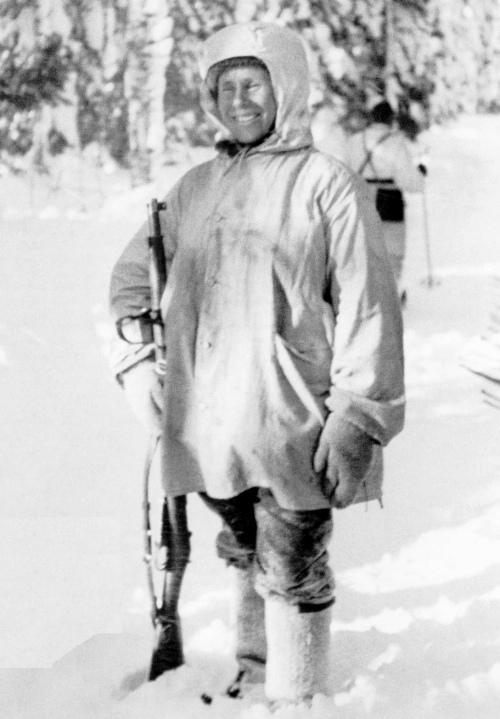 Simo Häyhä, the man they called 'The White Death'