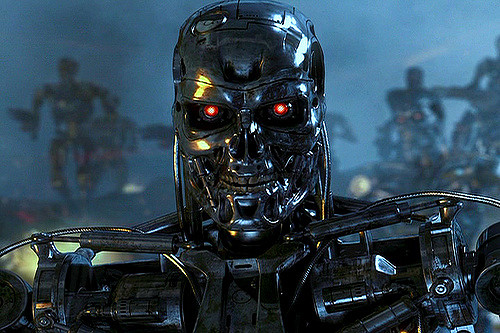Terminator from Terminator 3: Rise of the Machines