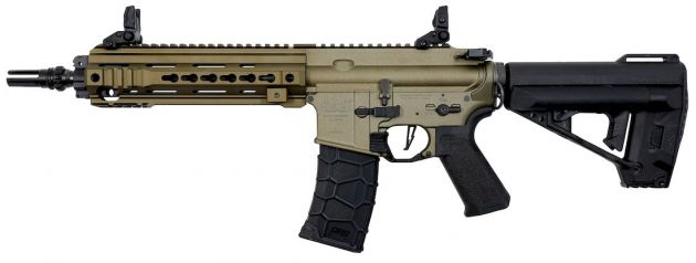 VFC Avalon Calibur CQC DX Bronze 6mm Airsoft Electric Assault Rifle RIF AEG