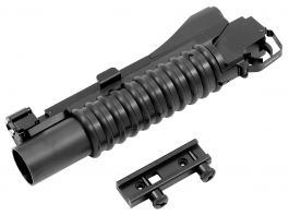 S&T M203 Short Metal 6mm Airsoft Grenade Launcher RIF