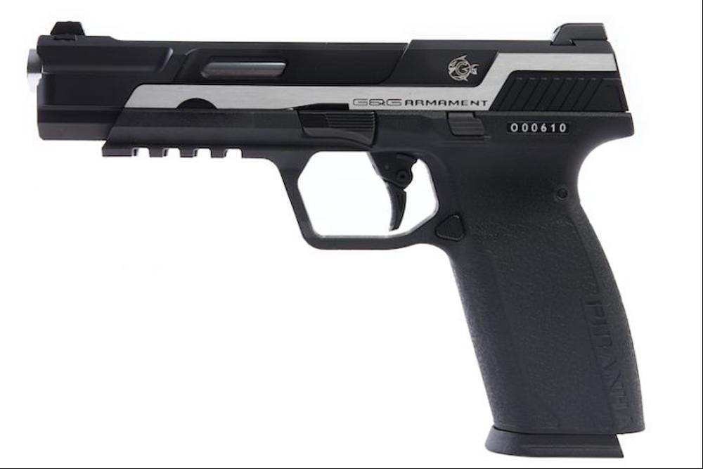 Piranha MK1 GBB Pistol