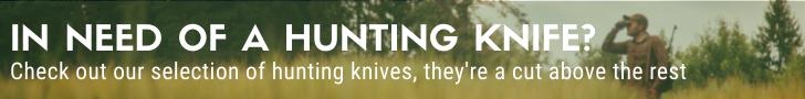 Hunting knife CTA
