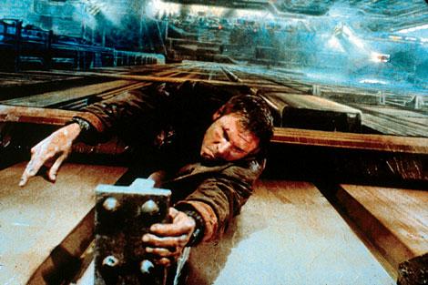 Harrison Ford from Blade Runner.