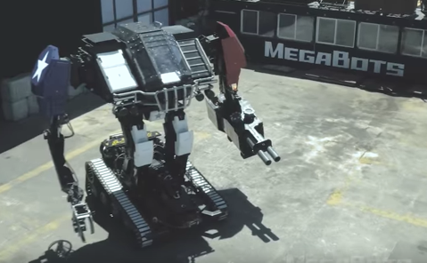 America's giant fighting robot.