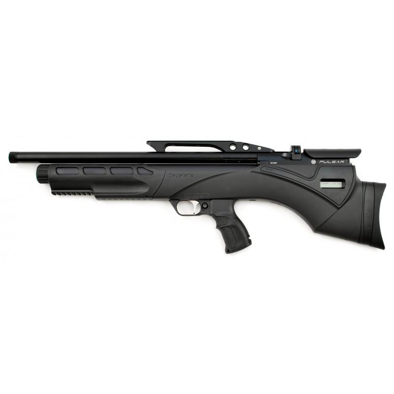 Daystate Pulsar Black Synthetic Bullpup .177 PCP Air Rifle.