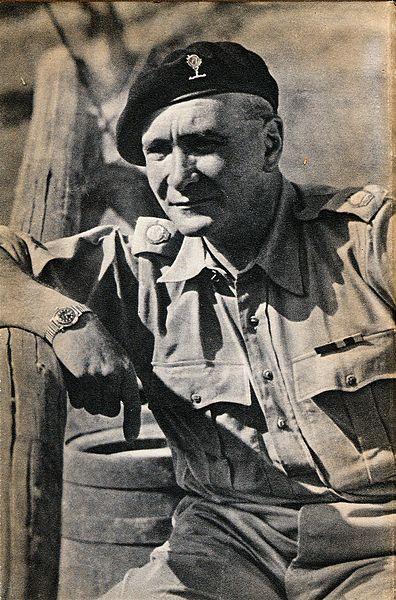 Vladimir Peniakoff, aka Popski.