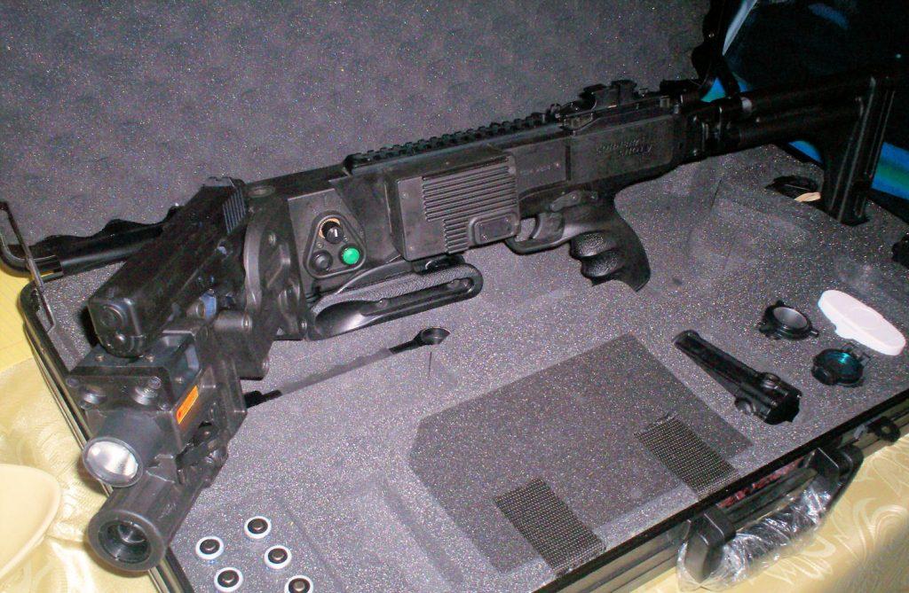 CornerShot Gun