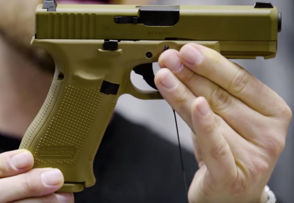 Umarex Glock 19X Pistol Airsoft