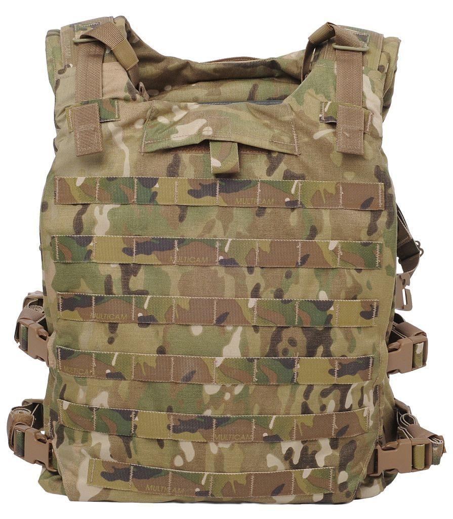 A bulletproof vest