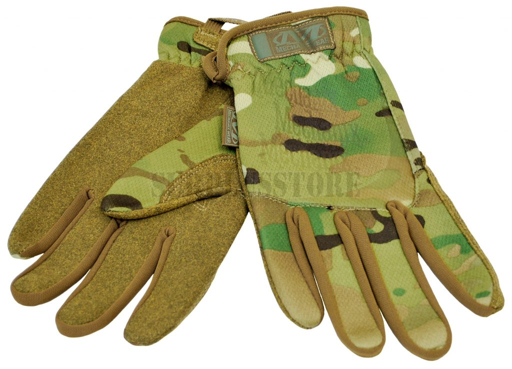 Tactical gloves from Surplus Store