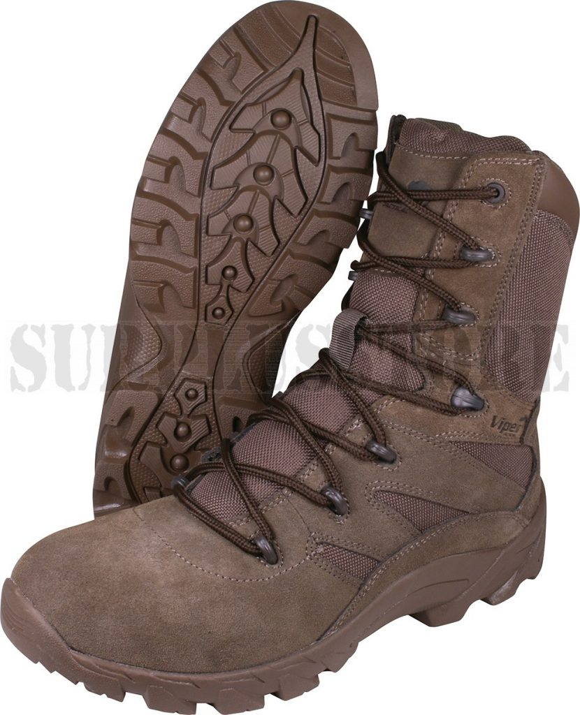 Boots for airsoft