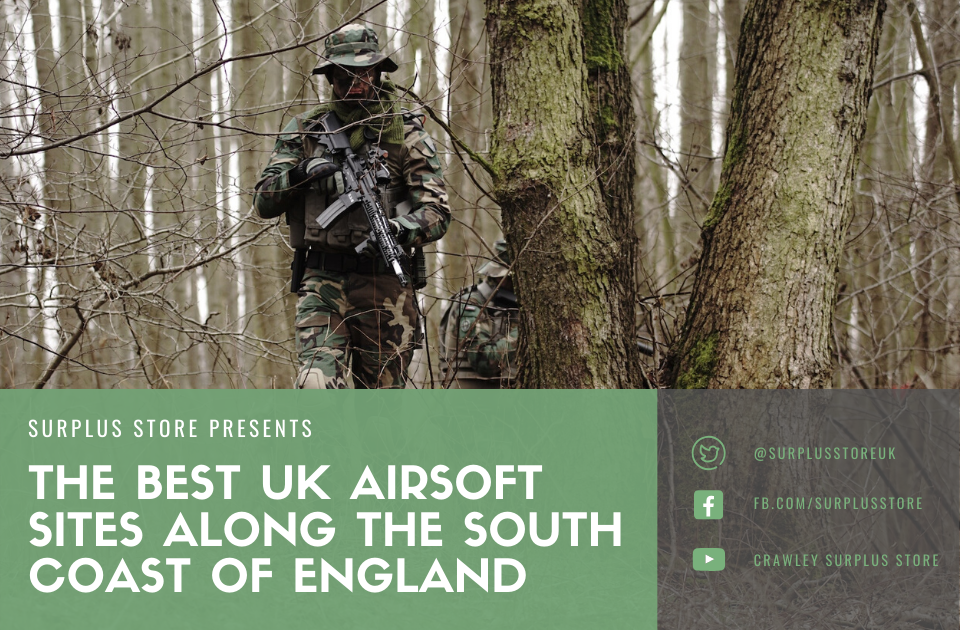 Airsoft Sites South West England