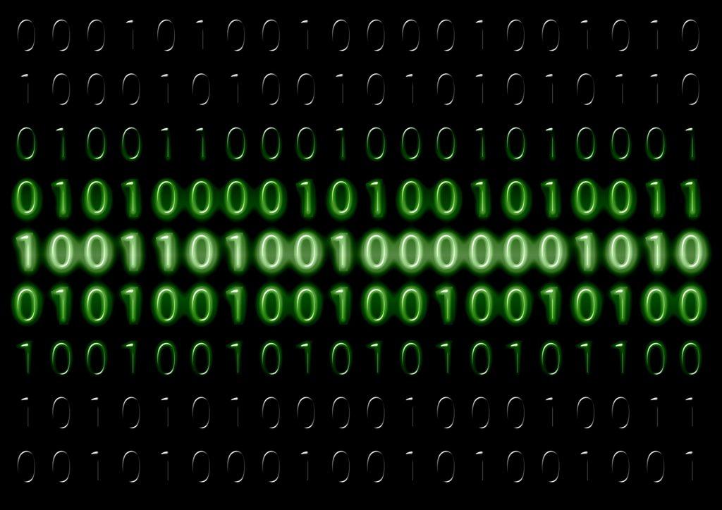 Binary Code Alan Turing