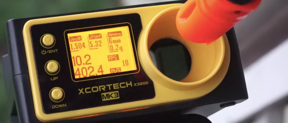 Xcortech Airsoft Chronograph