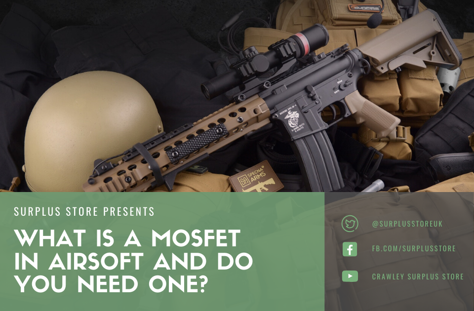 What is a MOSFET header image