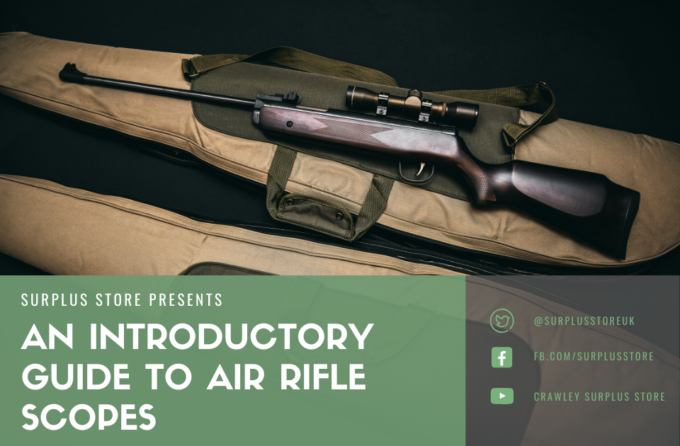 Guide to air rifle scopes